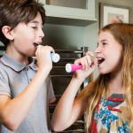 С Playbrush зубная щетка вашего ребенка превратится в игровой контроллер