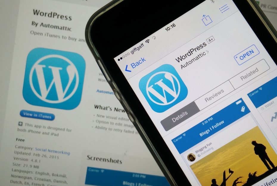 WordPress-for-iOS