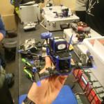 Гонки дронов квадрокоптеров — соревнования будущего