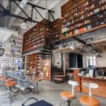 Ретро-кофейня, бар и место для проведения мероприятий