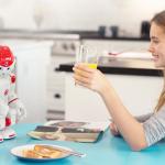 Робот-гуманоид Alpha 2
