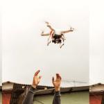 Первый в мире дронпорт строитсявозле Лас-Вегаса