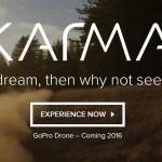 Квадрокоптер от GoPro, Karma появится в начале 2016 года