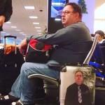 Идея для бизнеса и гениальный способ не потерять чемодан в аэропорту