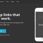 Branch Metrics: веб для мобильных приложений
