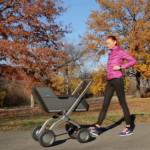 Smartbe  — умная и «беспилотная» коляска для детей