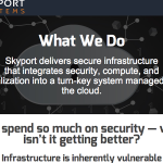 Skyport Systems: защищает сети исходя из того, что хакеры получили к ним доступ