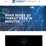 ThreatStream: разбирается во всех потенциальных угрозах безопасности