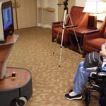 Робот-консьерж в помощь домам престарелых