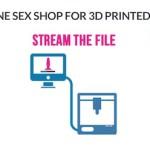 Игрушка для взрослых на 3D принтере по вашему образу и подобию