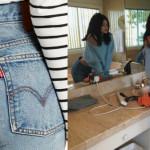 Новые джинсы Levi's «в которых ваши ягодицы будут выглядеть потрясающе»