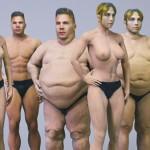 3D копии голых тел на 3D принтере — Nudees