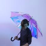 «Умный» зонтик знаеткогданачнется дождь