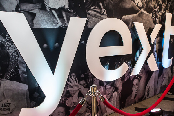 Yext Launch Party