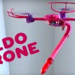 Дилдо-дрон (видео)