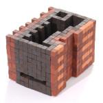 Уникальный 3D принтер кирпичей Pixelstone