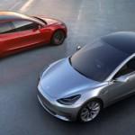 12 миллиардов достигли предзаказы Tesla Model 3 за одни выходные