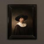 Попытка повторить стиль Рембрандта с помощью 3D-печати —'Next Rembrandt'