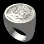 Персонализированные украшения, напечатанные на 3D принтере