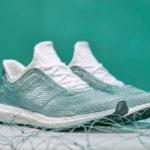 Кроссовки Adidas из океанического мусора?