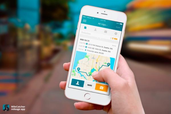 MileCatcher-app