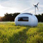 Экокапсулы — автономные контейнеры вместо домов
