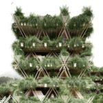 Удивительный бамбуковый дом