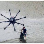 Дрон-серфинг