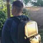 Рюкзак-зарядка — BirkSun
