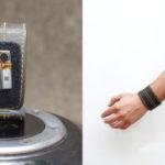 IoT браслет для мотоциклистов —WOOLF