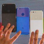 Первые телефоны новой линейки Google: Pixel и Pixel XL
