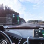 Модульное устройство дополненной реальности для автомобилей